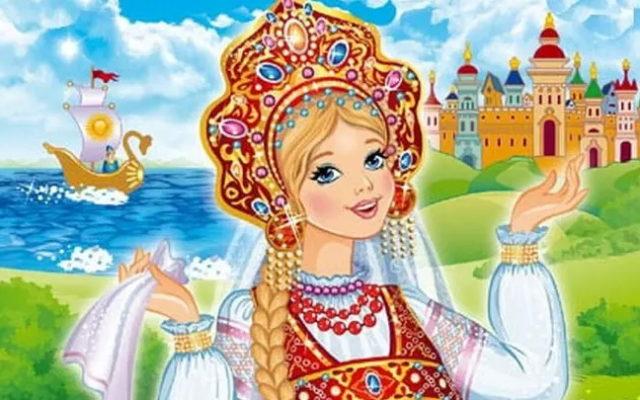 Николай Некрасов — Сказка о царевне Ясносвете